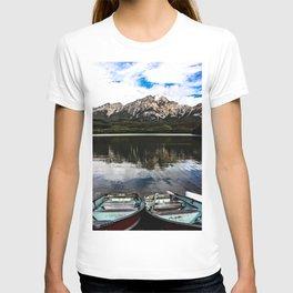 Pyramid Lake T-shirt