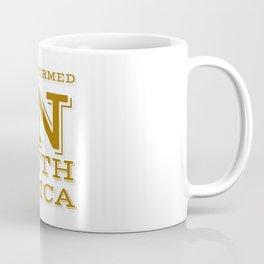 Brainstormed in South Africa  Coffee Mug