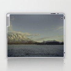 snow elk Laptop & iPad Skin