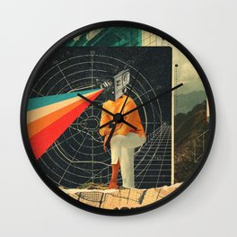 You Can make it Right Wall Clock