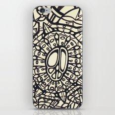Kaleidescope of Uncertainty iPhone & iPod Skin