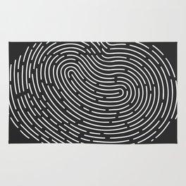 Fingerprint Rug
