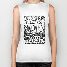Pizza Dreams Biker Tank