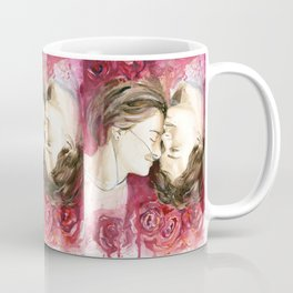 """Augustus Waters & Hazel Grace """"The Fault in Our Stars""""  Coffee Mug"""