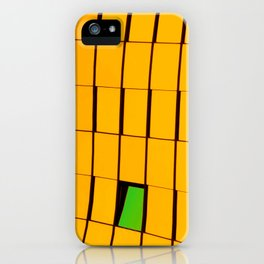 Colors and lines |  Urban I Fine Art - Colorful iPhone Case