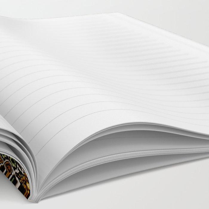 Fractal Kaleido Study 001 in CMR Notebook