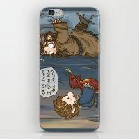 lotr iPhone & iPod Skins featuring Bilbo the burglar by BlacksSideshow