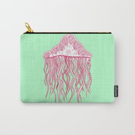Mint Jelly Carry-All Pouch