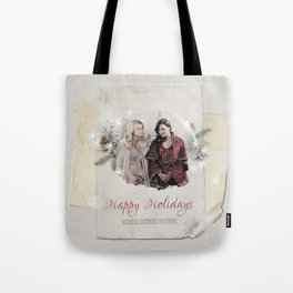 OUAT HAPPY HOLIDAYS // Swan Queen Tote Bag
