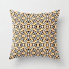 Giocci Arancio Throw Pillow