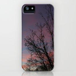 Trees #7 iPhone Case