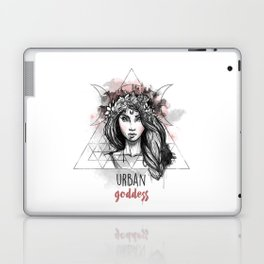 Urban Goddess Laptop & iPad Skin