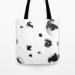 Hypnotized dalmatian Tote Bag