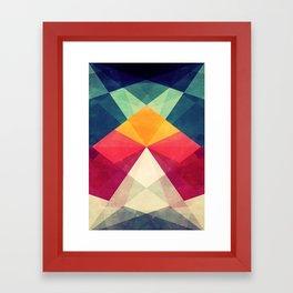 Meet me halfway Framed Art Print