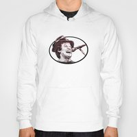 robin williams Hoodies featuring williams by BzPortraits