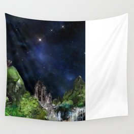 Forster-Tephroite-III Wall Tapestry