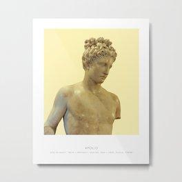 Apollo Art Print, Portrait of Apollo, Apollo Bust, Apollo Photo, Apollo Art Print, Modern Home Decor, Bust Print, Apollo Portrait, Bust Decor, Apollo Metal Print
