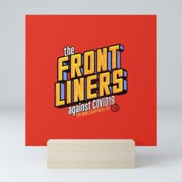 The Frontliners 1 Mini Art Print