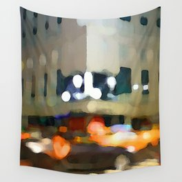 Night Now Wall Tapestry