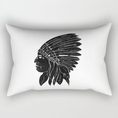 Chief / Black Edition Rectangular Pillow