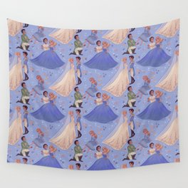 Dilly Dilly, You Shall Be Queen Wall Tapestry