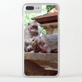 Peek.. Clear iPhone Case