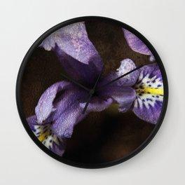 Mini Iris Wall Clock