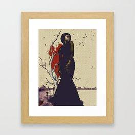 Dreaming of Revelry v.2  Framed Art Print