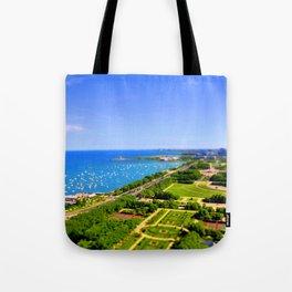 Grant Park Tote Bag