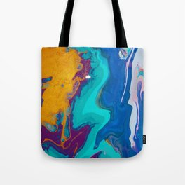 Acrylics By KD Tote Bag