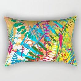 Summer riot Rectangular Pillow
