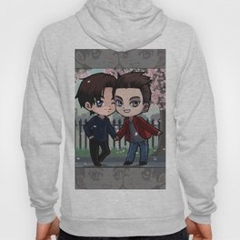 Malec ( Magnus Bane and Alec Lightwood ) Hoody