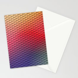 Y So Bright Stationery Cards