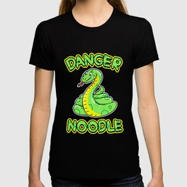 Danger Noodle for Snake Lovers T-shirt