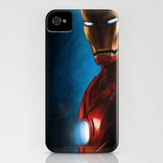 The Iron Man iPhone (4, 4s) Slim Case