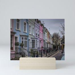 Chelsea Row Houses Mini Art Print