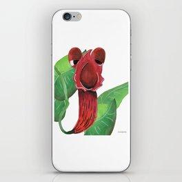 Plant devour flesh funny children gift iPhone Skin
