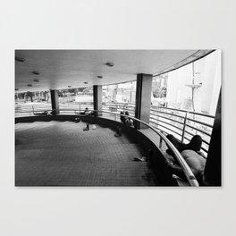 Hong Kong Siesta Canvas Print