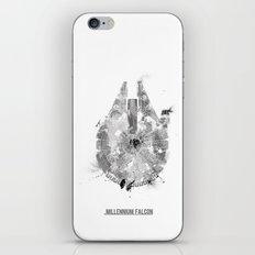 Star Wars Vehicle Millennium Falcon iPhone Skin