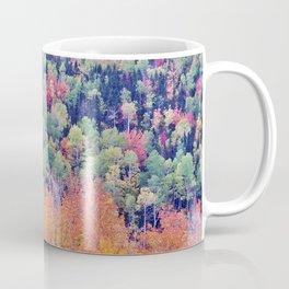 Paint By Nature - Fall Foliage Coffee Mug