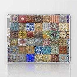 Persian Art Montage Laptop & iPad Skin