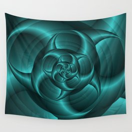 Spiral Pincers Wall Tapestry