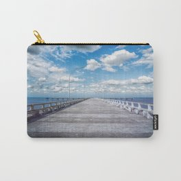 pier photography Carry-All Pouch