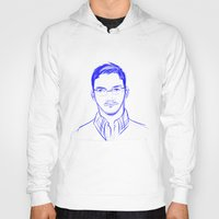 sam smith Hoodies featuring SAM by hoonam-shoppe