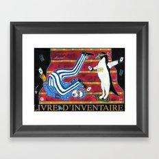 Players II Framed Art Print