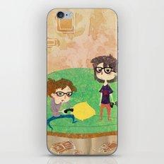 Eyeglasses iPhone & iPod Skin