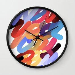 NEW YORK CITY BOY Wall Clock