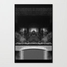 Alien Supper Canvas Print