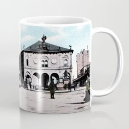 ca 1900 Herald Square New York City Coffee Mug