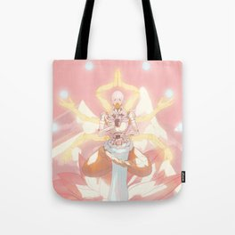 be one with the universe Tote Bag